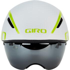 Giro Aerohead MIPS Helmet matte white/citron